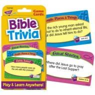 Bible Trivia Challenge Cards®