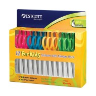 "Westcott® 5"" Scissors for Kids, Pointed Tip"