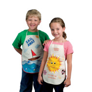 Color-Me™ Apron, Child Size