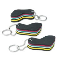 Foot Key Chain  (pack of 12)