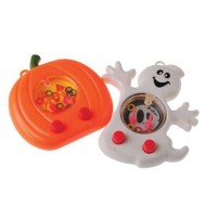 Ghost and Pumpkin Water Games (pack of 12)