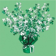 Shamrock Gleaming Centerpiece  (pack of 3)
