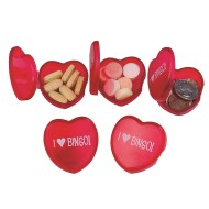 I Love Bingo Pill Box (pack of 12)