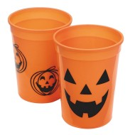 Halloween Cups 12 oz. (pack of 12)
