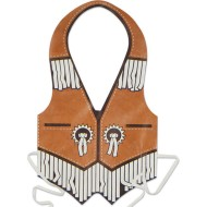 Western Vests  (pack of 3)