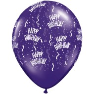 Happy Birthday Balloons (bag of 50)