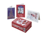Value Christmas Cards  (pack of 6)