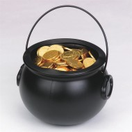 Pot of Gold Chocolate Coins