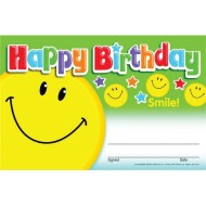 Birthday Awards (pack of 30)
