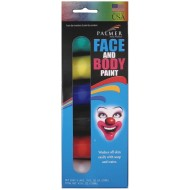 Carnival Face Paint  (box of 6)