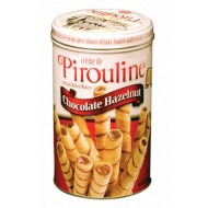 Pirouline Chocolate Wafers (pack of 6)
