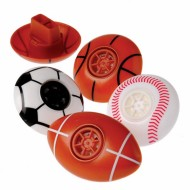 Sports Whistles (pack of 12)