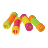 Mini Sound Tubes (pack of 6)