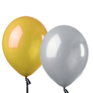 "11"" Metallic Balloons  (pack of 100)"