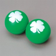 Shamrock Squeeze Balls (pack of 12)