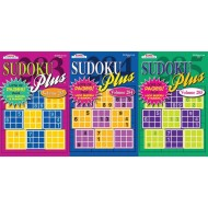 Sudoku Puzzle Books (pack of 12)