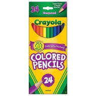 Crayola® Colored Pencils  (box of 24)
