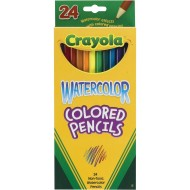 Crayola® Watercolor Pencils (box of 24)