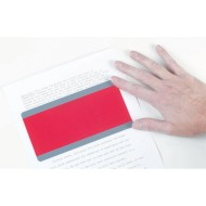 Reading Guide Red Paragraph Size (pack of 6)