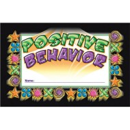 Positive Behavior Incentive Punch Cards (pack of 36)