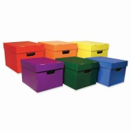 Classroom Keepers® Storage Totes (set of 6)