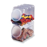 Storage Container with Lids