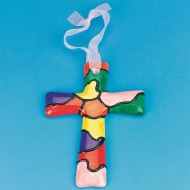 Ceramic Cross Craft Kit (makes 6)
