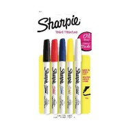 Sharpie® Paint Markers (set of 5)