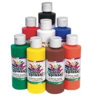8-oz. Color Splash!® Acrylic Paint  (set of 8)