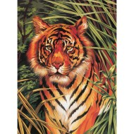 Tiger Paint-by-Number