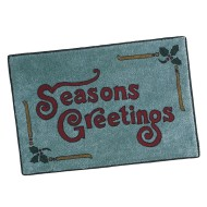 Decorative Mat - Seasons Greetings