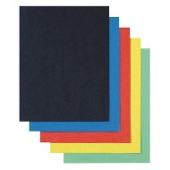 "Super Value Poster Board, Assorted, 22""x28"" (carton of 50)"