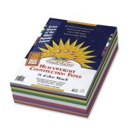 "SunWorks® Groundwood Construction Paper Smart Stack™, 9""x12"" (pack of 300)"