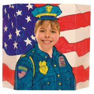 Color-Me™ Hero Photo Prop Board (pack of 4)