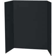"Black Presentation Board, 48""x36"""