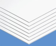 "Foam Board, 20""x30"", 3/16"" thick, White (pack of 10)"