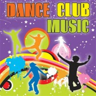 Dance Club Music CD