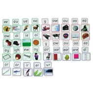 Phneme Magnets Vowels Set of 65
