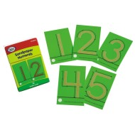 Sandpaper Numerals (set of 10)