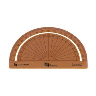 "4"" Clearview Protractor"