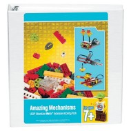Lego® WeDo Amazing Mechanisms Extension Activity Pack