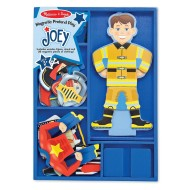 Magnetic Pretend Play Joe