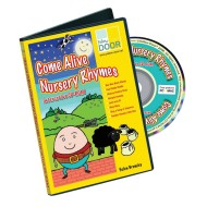 Come Alive Nursery Rhymes Interactive CD-ROM