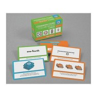 Common Core Collaborative Cards for Fractions (set of 120)