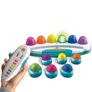 Wireless Eggspert® Classroom Quiz Show Game