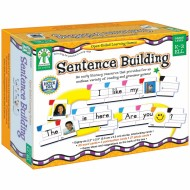 Sentence Building Open Ended Learning Game