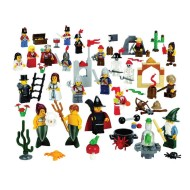 Lego® Fairytale and Historic Mini Figures ( of 22)