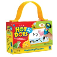 Hot Dots® Jr. Phonics Card Set