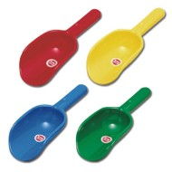 Sand Toys Scoops (set of 4)