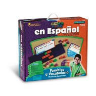 Fonética y vocabulario (Phonics & Vocabulary) Kit